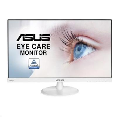 "ASUS LCD 23"" VC239HE-W 23''  FHD 1920x1080 IPS Frameless Flicker free Low Blue Light TUV certified - bílý"