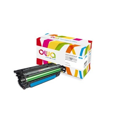 OWA Armor toner pre HP Color Laserjet Ese CM4540, 12500 strán, CF031A, modrá/cyan