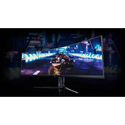 """ASUS LCD 49"""" XG49VQ  ROG STRIX Curved  DFHD 3840x1440 VA 144Hz 125% sRGB DP HDMI USB3.0 GAMING"""