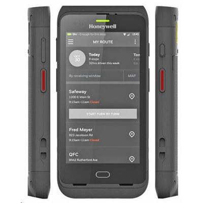 Honeywell CT40 N6603, 2D, SR, BT, Wi-Fi, 4G, NFC, PTT, Android