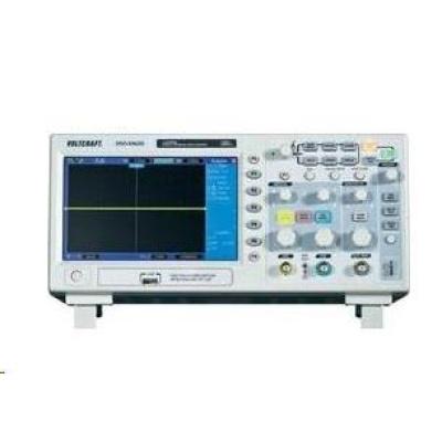 CONRAD Digitální paměťový osciloskop Voltcraft DSO-1102D, 2kanálový, 100 MHz