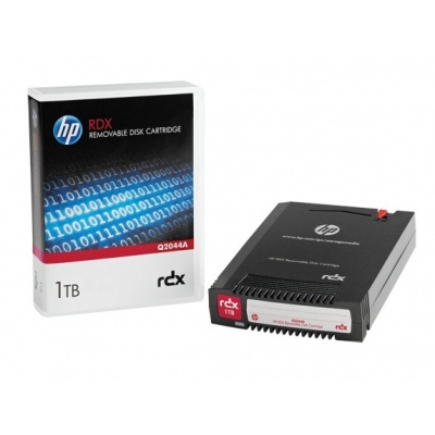 HP RDX 3TB Removable Disk Cartridge