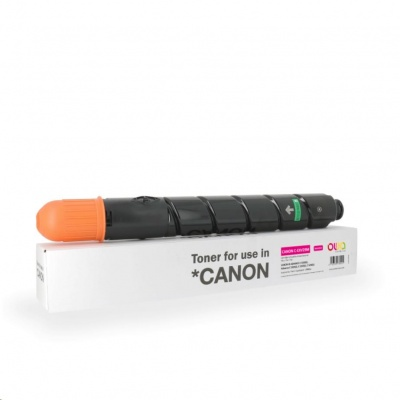 OWA Armor toner pro CANON  iR ADVANCE C5030/5035/ C5235/5240, 27000 stran, C-EXV29 M, červená/magenta