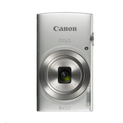 Canon IXUS 185, 20MPix, 8x zoom - stříbrný