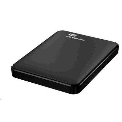 "WD Elements Portable 1TB Ext. 2.5"" USB3.0, Black"