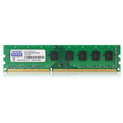 DIMM DDR3 4GB 1600MHz CL11 GOODRAM