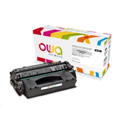 OWA Armor toner pro HP Laserjet 1160, 1320, AIO 3390, 3392, 2500 Stran, Q5949A, černá/black