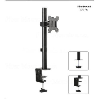 Fiber Mounts SDM751 - levný stolní držák na monitor