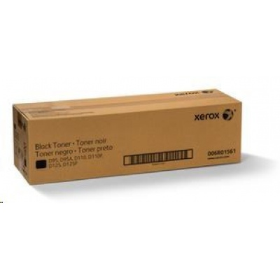 Xerox Black toner cartridge  pro D95A/D110/D125