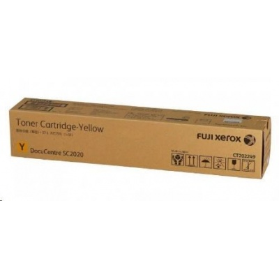 Xerox Yellow Toner Cartridge pro DocuCentre SC2020 (3000 str.)