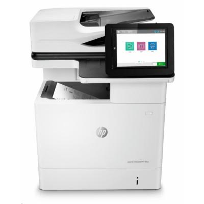 HP LaserJet Enterprise MFP M632h (A4, 61ppm, USB, ethernet, Print/Scan/Copy, Duplex, HDD)