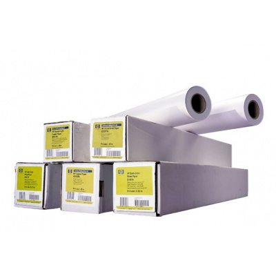 HP Heavyweight Coated Paper-1067 mm x 67.5 m (42 in x 225 ft),  6.6 mil,  130 g/m2, Q1956A