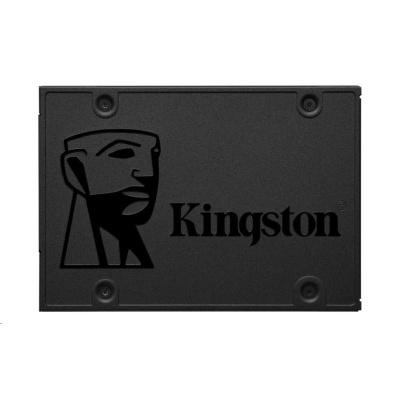 Kingston SSD  480GB A400 SATA3 2.5 SSD (7mm height) (R 500MB/s; W 320MB/s)