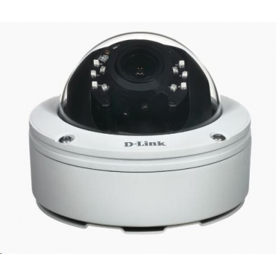 D-Link DCS-6517 5megapixel Day & Night Outdoor Dome Network Camera
