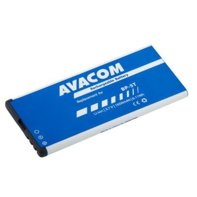 AVACOM baterie do mobilu Nokia Lumia 820, Li-Ion 3,7V 1650mAh (náhrada BP-5T)