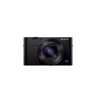 SONY DSC-RX100 V Cyber-Shot 20.2MPix, 2.9x zoom - černý