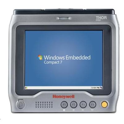 Honeywell CV31 Basic (12V), USB, RS232, BT, Ethernet, Wi-Fi, disp., WEC 7