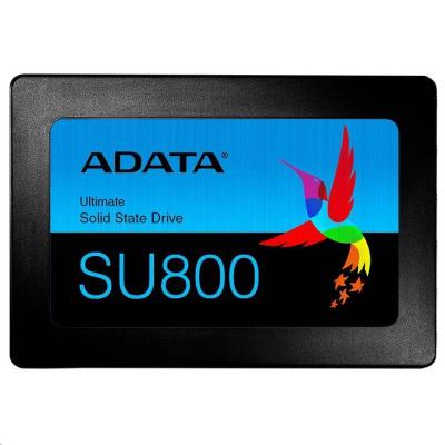 """ADATA SSD 256GB SU800 2,5"""" SATA III 6Gb/s (R:560, W:520MB/s) 7mm (3 letá záruka)"""