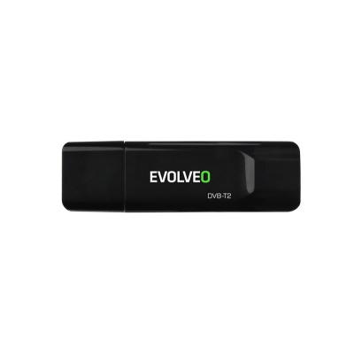 EVOLVEO Sigma T2, FullHD DVB-T2 H.265/HEVC USB tuner