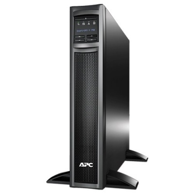 APC Smart-UPS X 750VA Rack/TowerR LCD 230V with Networking Card (600W)