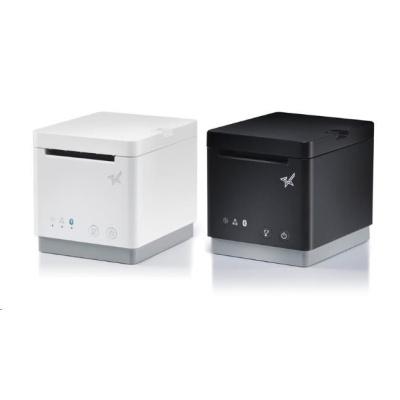 Star mC-Print2, USB, BT, Ethernet, 8 dots/mm (203 dpi), 58mm, řezačka, black