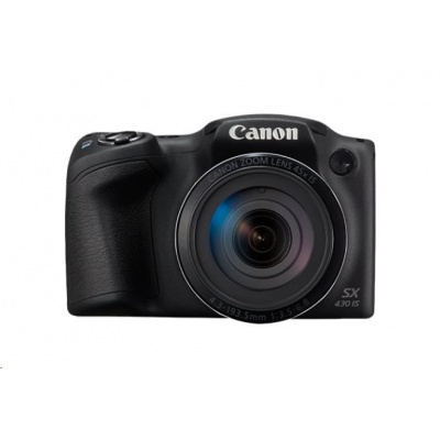 Canon PowerShot SX430 IS, 20MPix, 45x zoom, Wi-Fi, NFC
