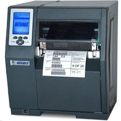 Honeywell H-6210, 8 dots/mm (203 dpi), RTC, display, USB, RS232, LPT, Ethernet