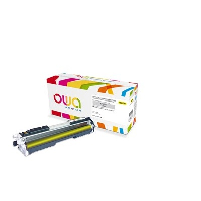 OWA Armor toner pre HP Color Laserjet pre M176, M177, 1000 strán, CF352A, žltá/yellow