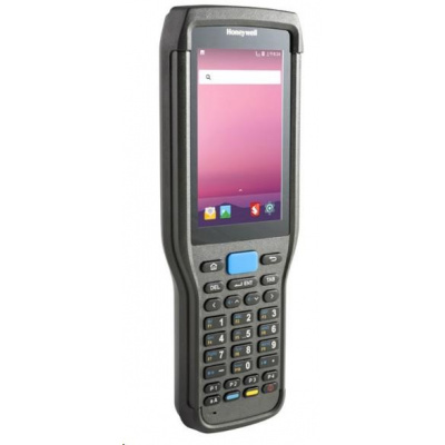 Honeywell EDA60K, 1D, USB, BT, Wi-Fi, num., kit (USB), Android, Client Pack
