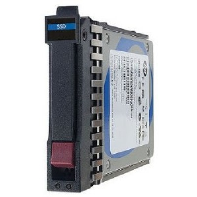 HP HDD SSD 200GB 6G SATA Mixed Use-2 SFF 2.5-in SC 3y HP RENEW