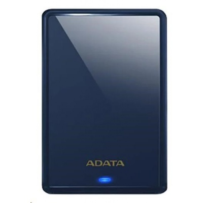 """ADATA Externí HDD 2TB 2,5"""" USB 3.0 DashDrive HV620S, modrá"""