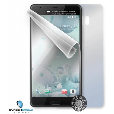 Screenshield fólie na celé tělo pro HTC U Ultra
