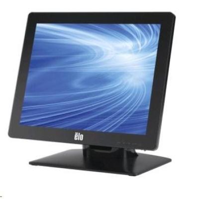 "ELO dotykový monitor1717L 17"" LED AT Single-touch USB/RS232  bezrámečkový VGA Black"