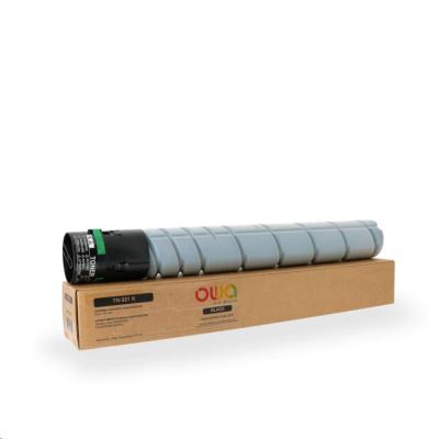 OWA Armor toner pro KONICA MINOLTA  bizhub C224/C284/C364, 27000 stran, TN-321 K , černý/black