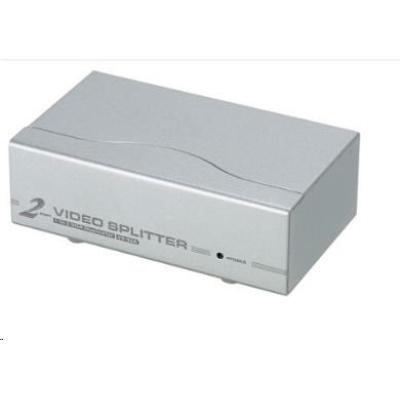 ATEN Video rozbočovač 1PC - 2VGA 350MHz