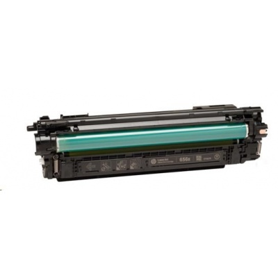 HP 656X High Yield Yellow Original LaserJet Toner Cartridge (CF462X)