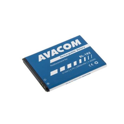 AVACOM baterie do mobilu Lenovo A328 Li-Ion 3,7V 2000mAh (náhrada BL192)
