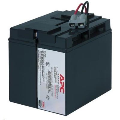 APC Replacement Battery Cartridge #7, SU700/1000XL,SUA750/1000XLI,SU1400I,SU1400INET,BP1400I, SUA1500I, SMT1500I