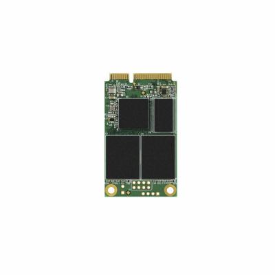 TRANSCEND Industrial SSD MSA230S 256GB, mSATA, SATA III, 3D TLC