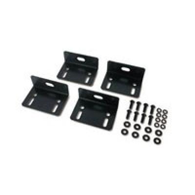 APC Bolt-down Bracket Kit, Black