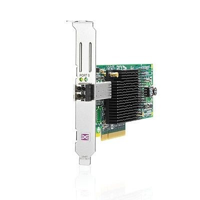 HP FCA 81E 8Gb PCIe to Fibre Channel HBA for Win, WinSrv and Linux (Emulex LPe12000) HP RENEW