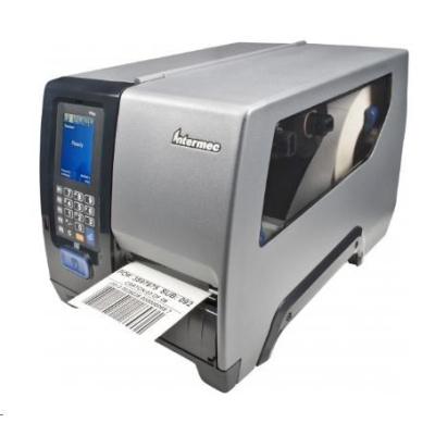 Honeywell PM43, 12 dots/mm (300 dpi), navíječ, LTS, disp., multi-IF (Ethernet)